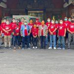 TOURING SIMAKRAMA  TOYOTA LAND CRUISER BAPENDA CLUB ( BMC SEKA DEMEN )